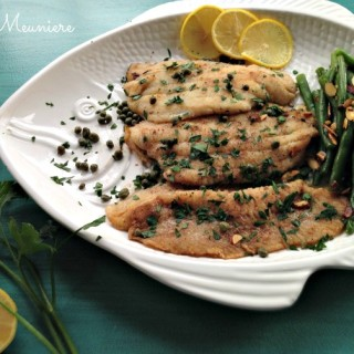 Sole Meunière Recipe and How to Clarify Butter