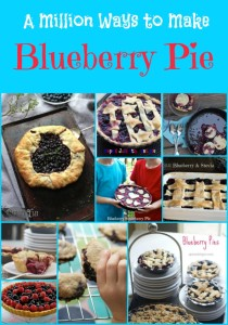 How to Make Fresh Blueberry Pie