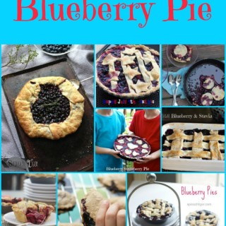 How to Make Fresh Blueberry Pie and Seven Variations