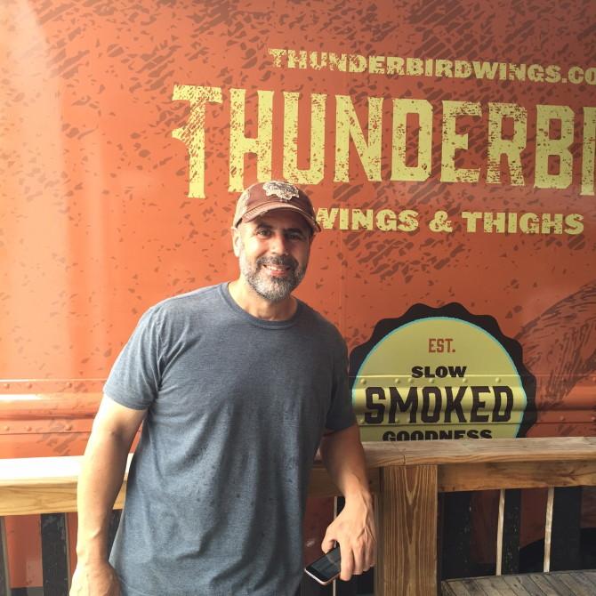 Thunderbird Food Truck