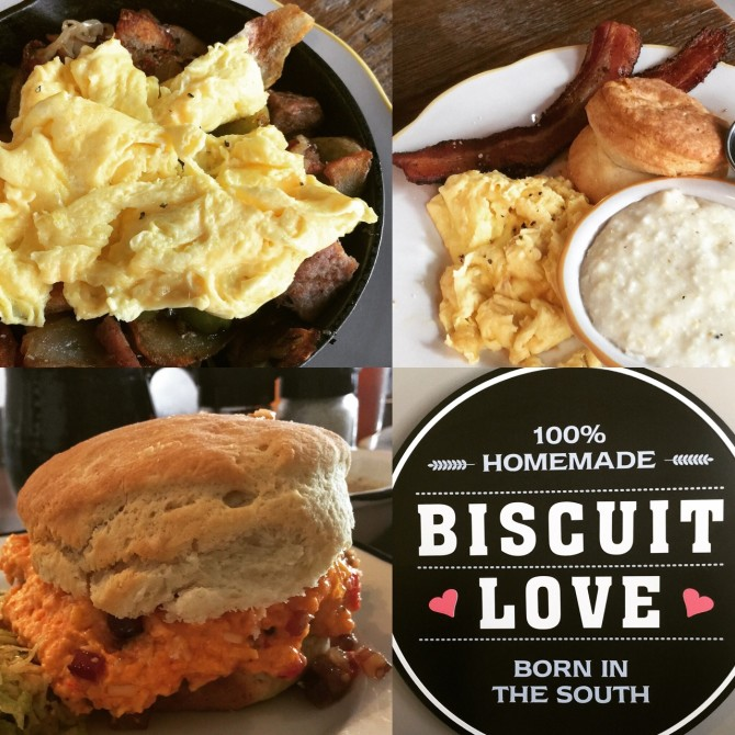 Biscuit Love Restaurant In The Gulch Nashville Spinach Tiger
