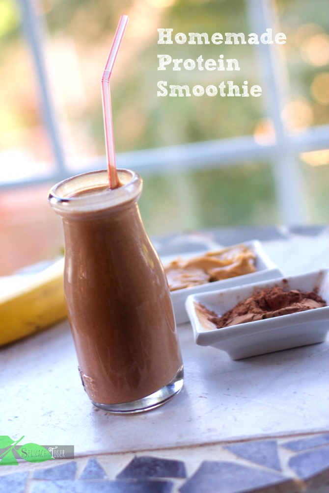 Homemade Protein Smoothie