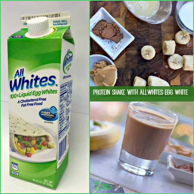 All Whites Protein Smoothie
