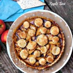 Caramelized Apple Tart with Stove Top Apple Filling