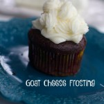 Goat Cheese Frosting