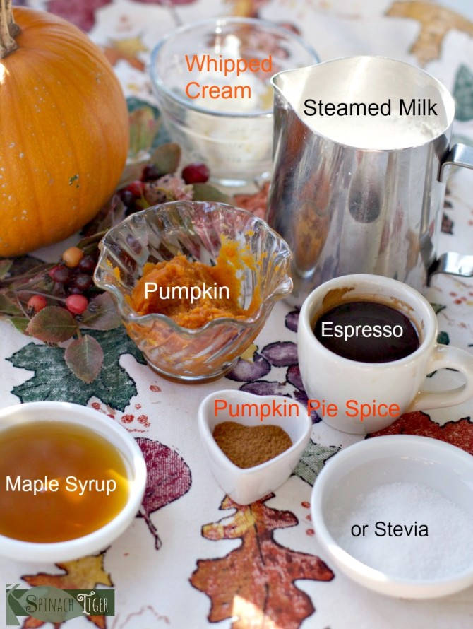 Pumpkin Spice Latte by Angela Roberts