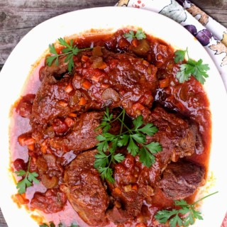 Pot Roast of Beef, Italian Style and How to Cook a Chuck Roast