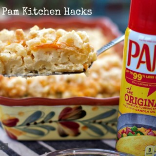 Pam Spray Kitchen Hacks