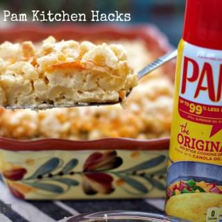 Pam Spray Kitchen Hacks