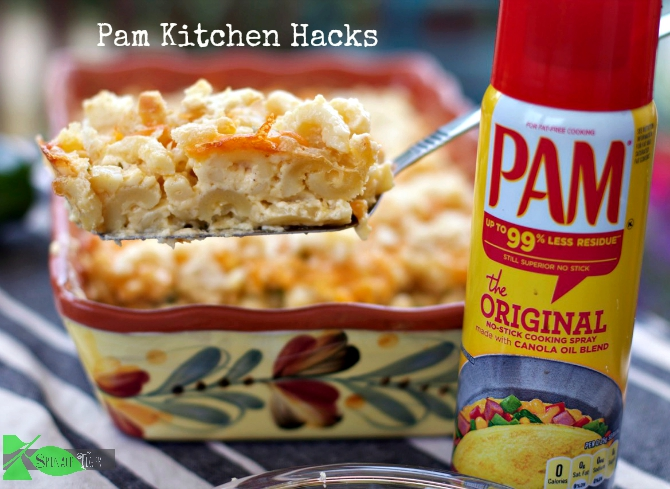 Pam Kitchen Hacks by Spinach Tiger