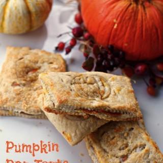 Pumpkin Pop Tarts, Way Better than Pumpkin PIe
