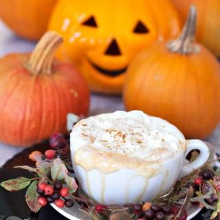 Pumpkin Spice Latte Recipe, Paleo Option, Boozy Option
