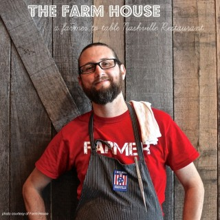 The Farm House, A Farmer to Table, Downtown Nashville Restaurant in SoBro