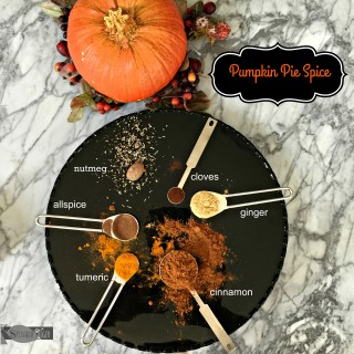 Make Pumpkin Pie Spice and My Favorite Pumpkin Recipes