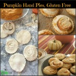 Seven Tips for Making Hand Pies and Gluten Free Pumpkin Pie Hand Pies