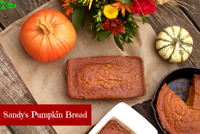 Sandy's Pumpkin Bread