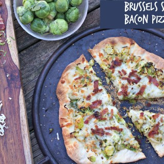 Brussels Sprouts and Bacon Pizza Video