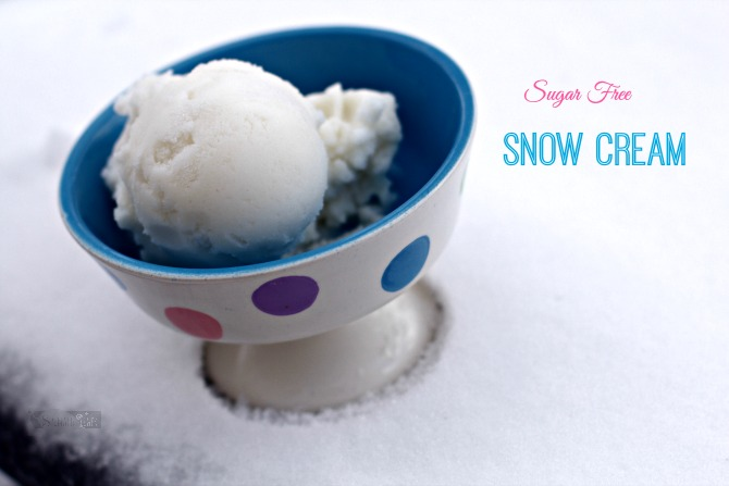Snow Cream by Spinach Tiger