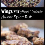 Chicken Wings with Aromatic Spice Rub