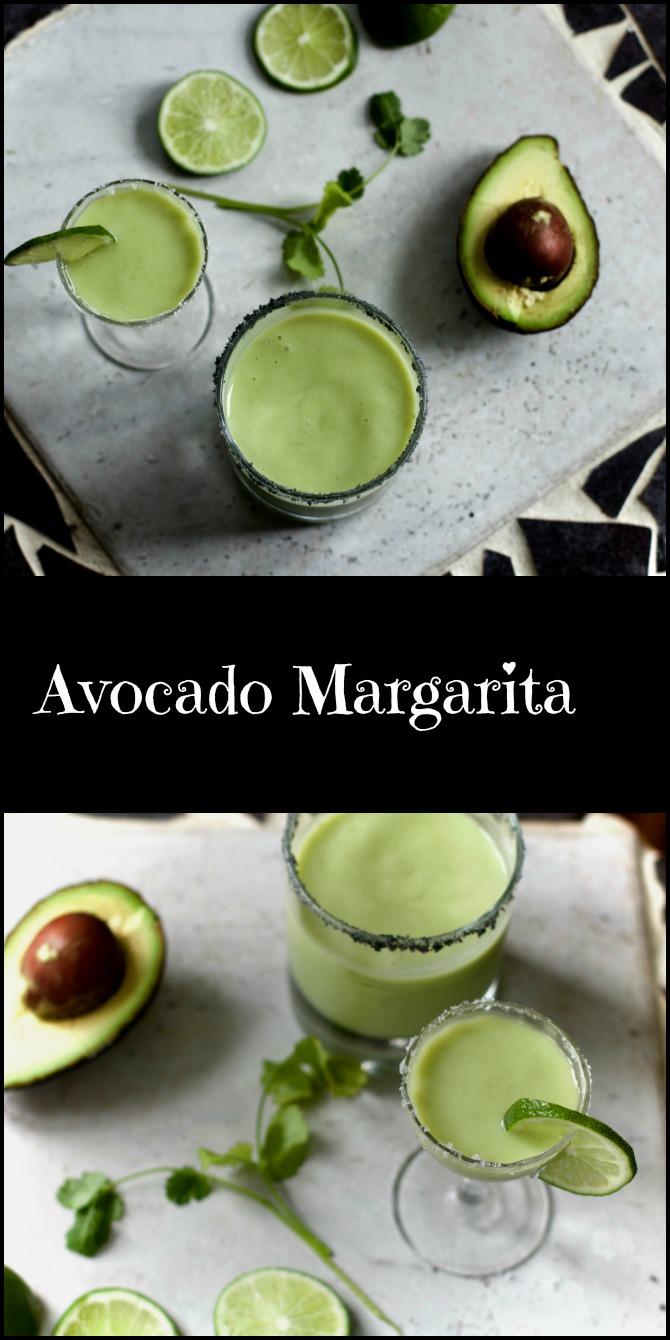 Avocado Margarita Media