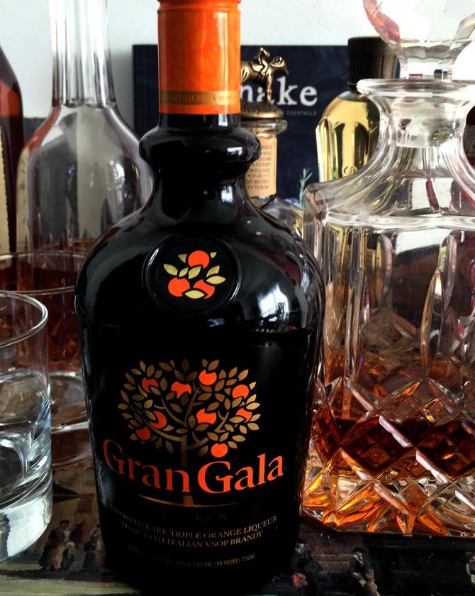 Gran Gala Margarita from Spinach Tiger