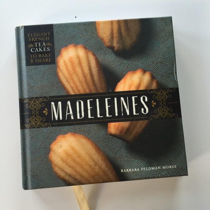 Madeleines Cookbook