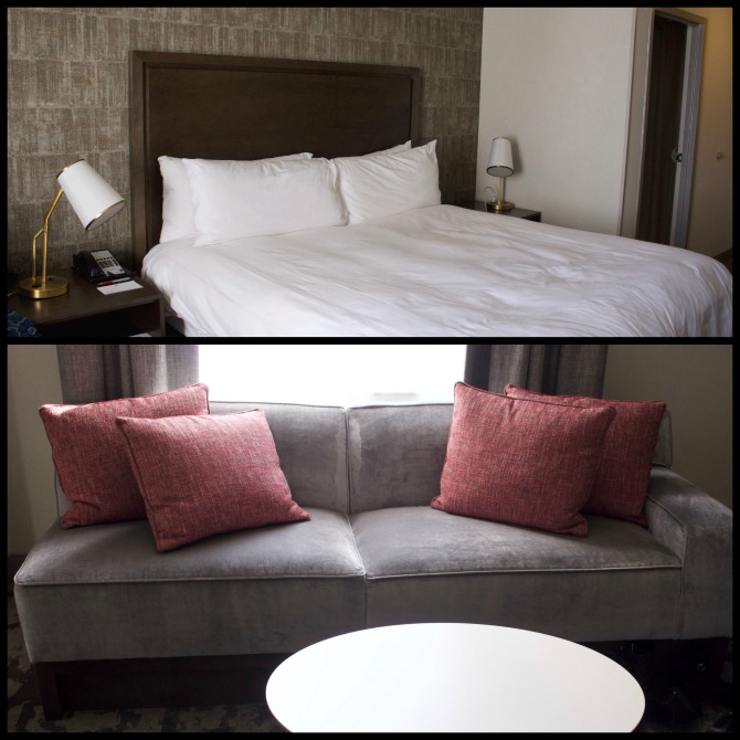Marriott Guest Room St. Louis Grand