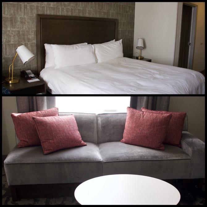 Marriott Guest Room St. Louis Grand