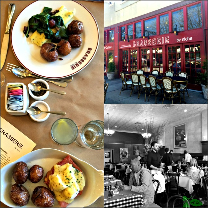 Brasserie by Niche St. Louis  Weekend Foodie Get Away
