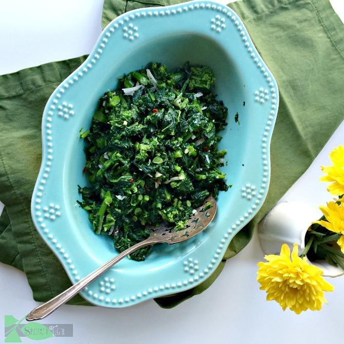 The Best Broccoli Rabe Recipe