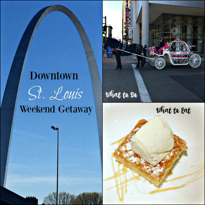 St. Louis Weekend Foodie Getaway from Spinach Tiger