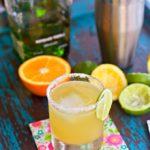 Frest Citrus Best Margarita from Spinach Tiger