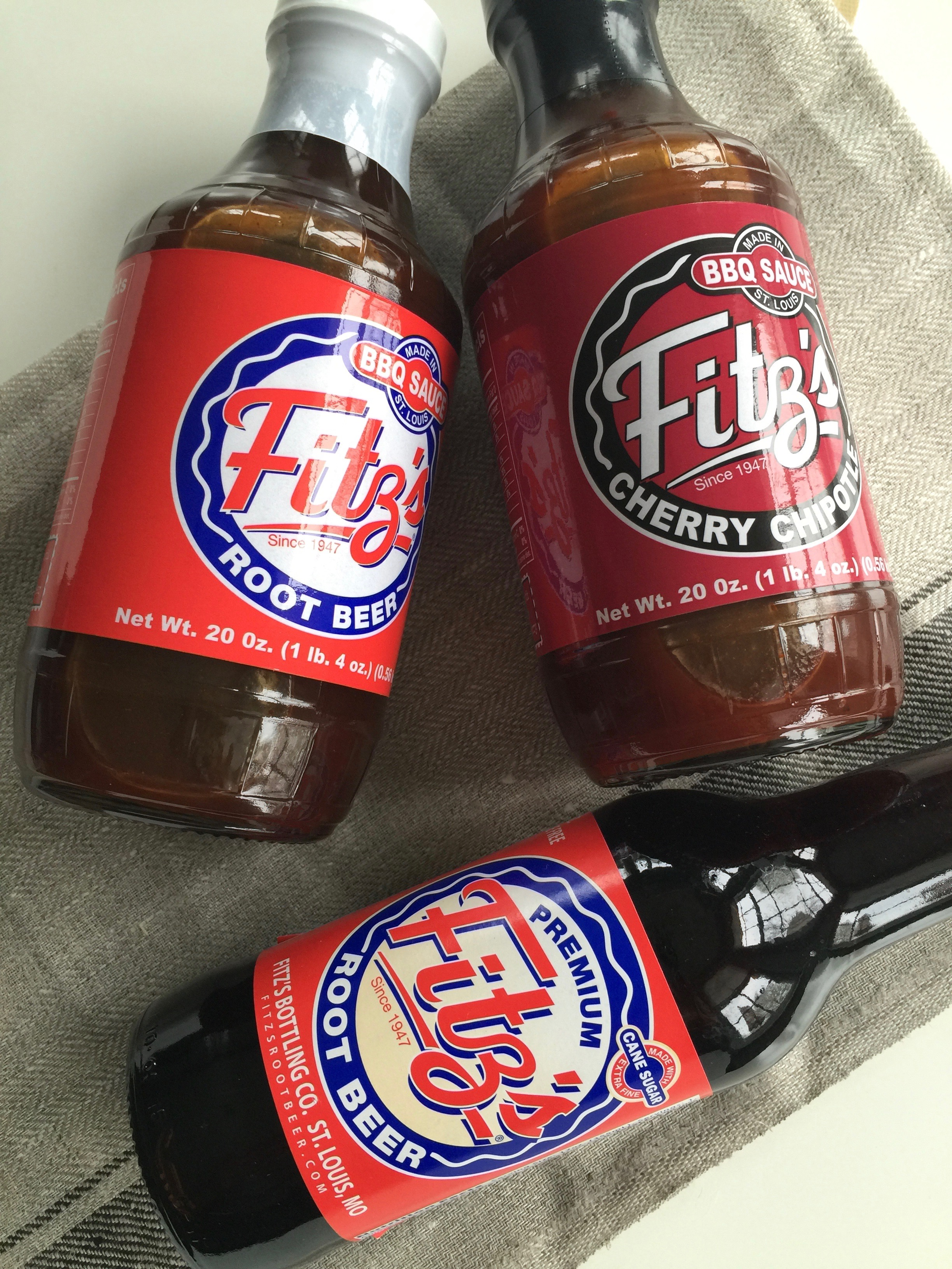 Fitze BBQ Sauce, St. Louis Weekend Get Away from Spinach Tiger