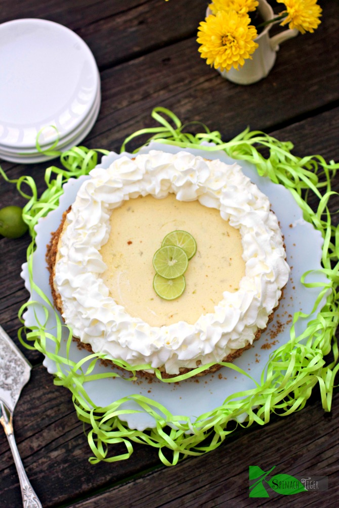 Key Lime Pie and Holiday Side Dishes from Spinach Tiger