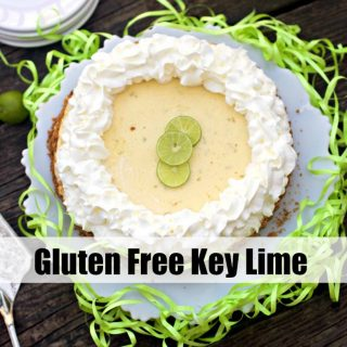 Authentic Key Lime Pie Recipe with Gluten Free Option