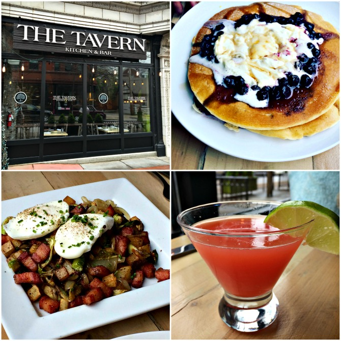 Tavern Kitchen & Bar in St. Louis Weekend Getaway from Spinach Tiger
