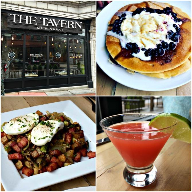 Tavern Kitchen & Bar in St. Louis Weekend Getaway from Spinach Tiger