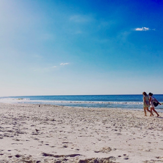 Eat in Orange Beach Al by Angela Roberts