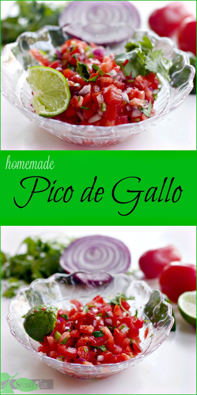 Pico de Gallo Homemade