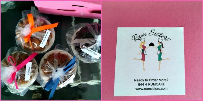 Rum Cake to Eat in Orange Beach