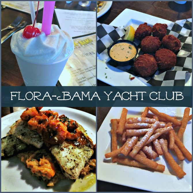 Flora-Bama Yacht Club by Angela Roberts