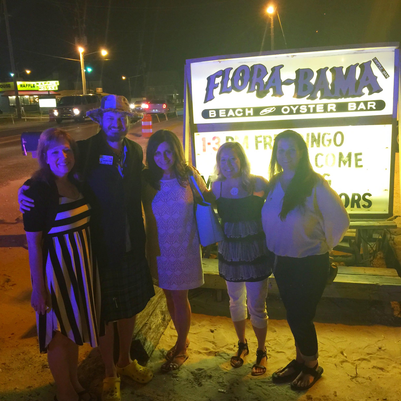Flora-bama Lounge by Angela Roberts