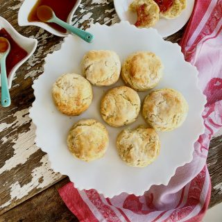 Gluten Free Biscuit Recipe with Video