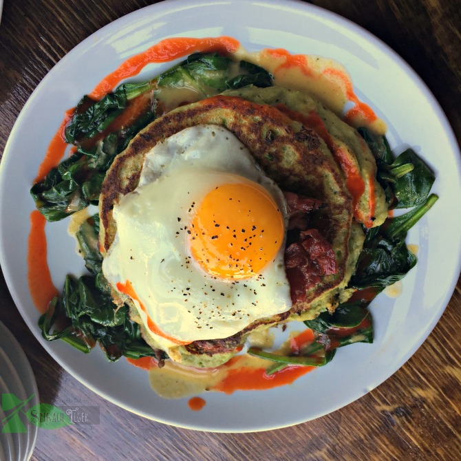 Nashville Brunch Places: Family Wash from Spinach Tiger