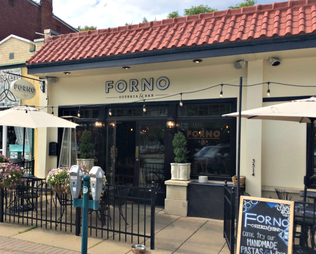 Forno Osteria Bar & Grill by Spinach Tiger