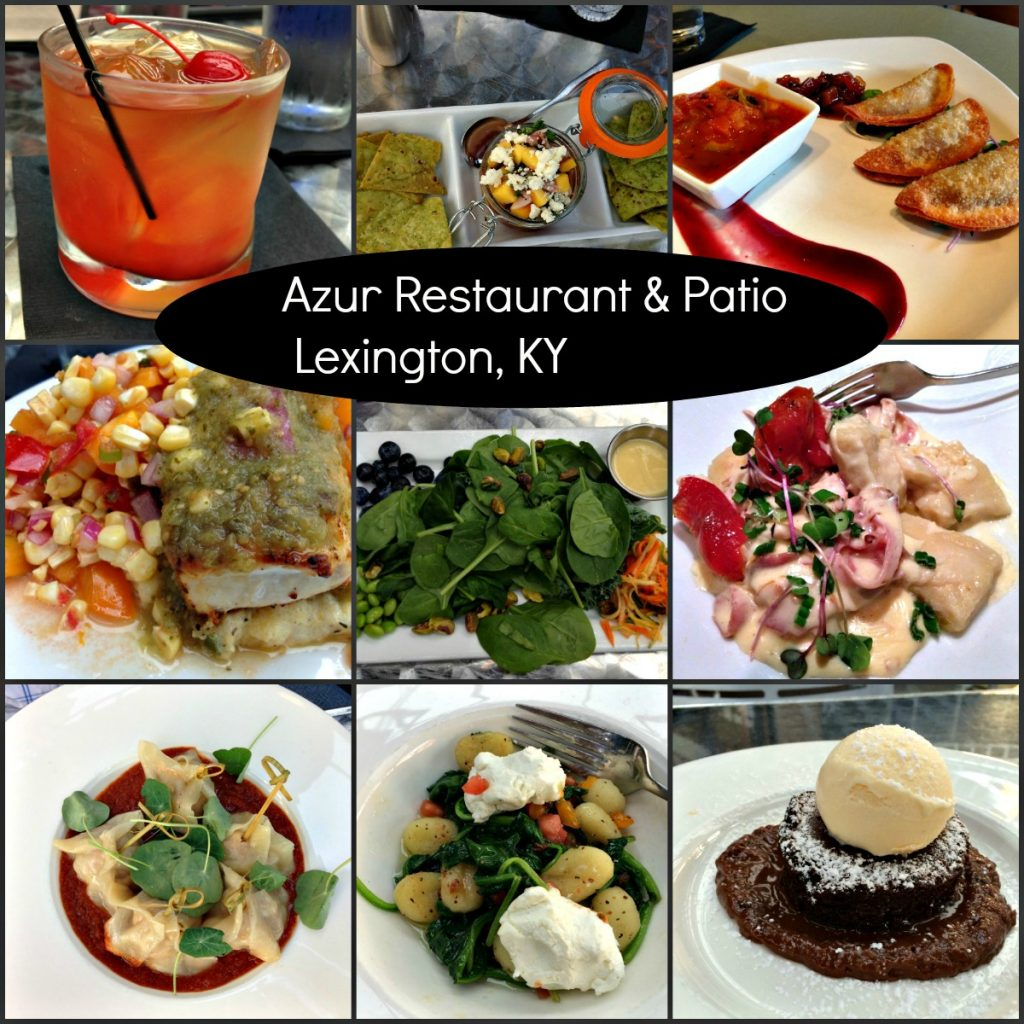 Azur Restaurant & Patio Lexington Kentucky