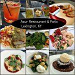 Azur Restaurant and Patio, Lexington Kentucky