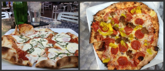 Azur Restaurant Lexington Kentucky Pizza