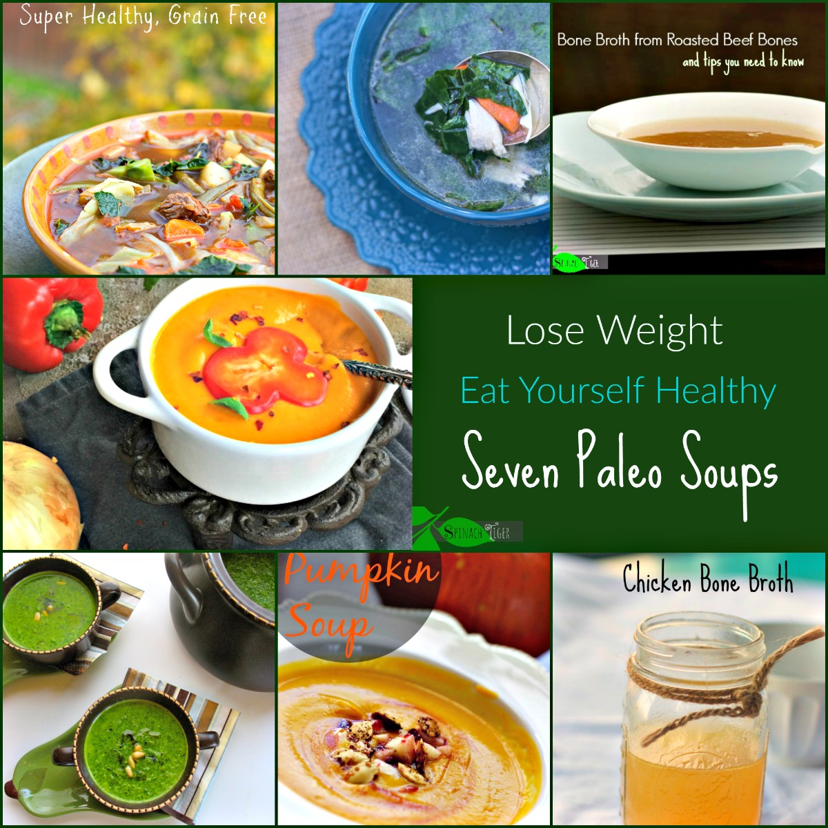Healthy Soups for a Nutrient Dense Keto Diet