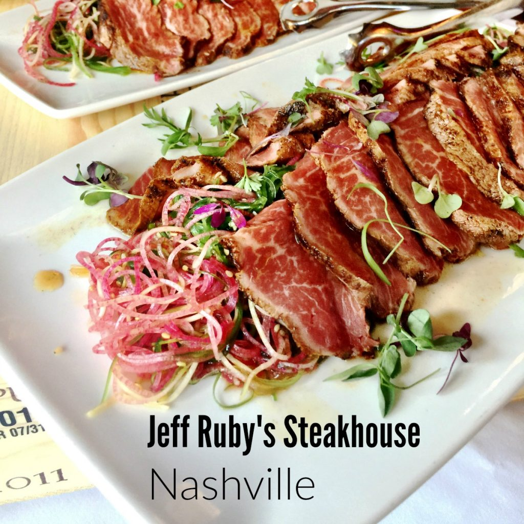 Jeff Ruby's Wagyu